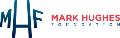 Mark Hughes Foundation Logo